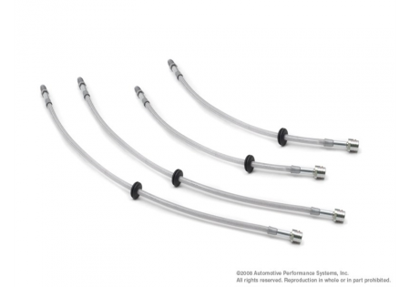 NM Engineering Stainless Steel Brake Lines