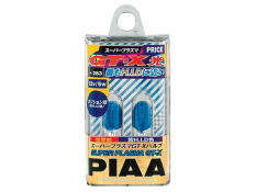 PIAA 168 Wedge Super Plasma GT-X Miniature Bulbs Twin Pack