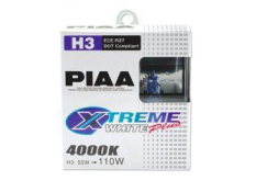 PIAA H3 Xtreme White Plus Bulbs Twin Pack