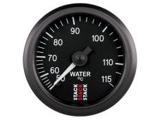 STACK 52mm Mechanical Water Temperature Gauge - 50-115C