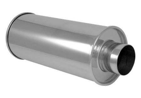 Vibrant StreetPower Round Muffler 3in
