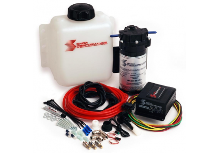 Snow Stage 2 Boost Cooler Water-Methanol Injection Kit