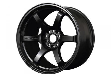 Gram Lights 57DR Semi-Gloss Black Wheel