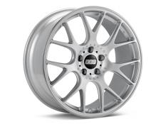 BBS CH-R Wheel Brilliant Silver Polished Rim Protector