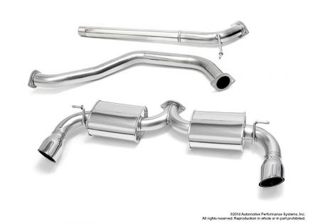Neuspeed Catback Exhaust System
