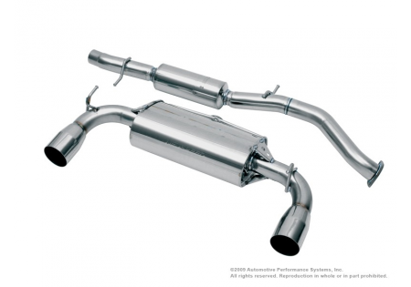 Neuspeed Stainless Catback Exhaust System
