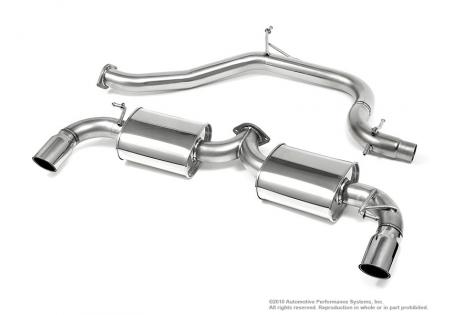 Neuspeed Stainless Catback Exhaust System