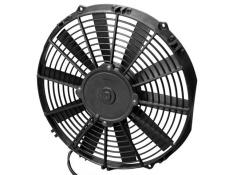 SPAL 12'' Straight Blade Low Profile Fan 12V Puller