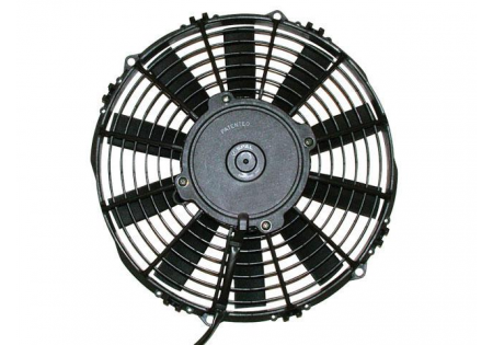 SPAL 12'' Straight Blade Medium Profile Fan 12V Puller