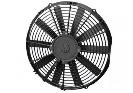 SPAL 13'' Straight Blade Low Profile Fan 12V Puller