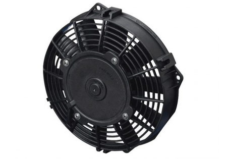 SPAL 7.5'' Straight Blade Low Profile Fan 12V Puller
